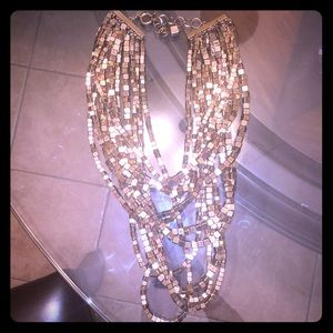 Chico's black label necklace